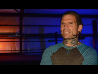 TNA Impact Wrestling! 04.11.2015 - Exclusive! Jeff Hardy Interview