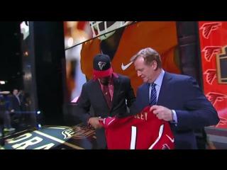 2015 NFL Draft Round 1: Atlanta Falcons pick linebacker Vic Beasley No. 8