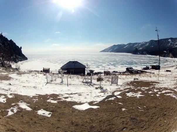 Афиша Улан-Удэ Переход по льду Байкала с посещением пещеры Охот