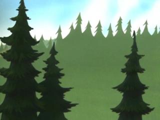 Страна Троллей 10 серия из 26 / Troll Tales Episode 10 (2003) Месть Хольдры