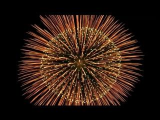 Самый красивый и мощный салют (фейерверк) в мире - The most beautiful and powerful fireworks i