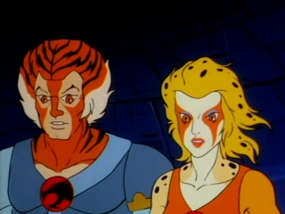 [hSa] Thundercats (1985) Episode 04