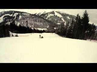 B18 bad gastein skiboarding