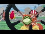 One Piece 697 русская озвучка OVERLORDS / Ван Пис - 697 серия на русском