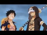 One Piece 696 русская озвучка OVERLORDS / Ван Пис - 696 серия на русском