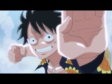 One Piece 694 русская озвучка OVERLORDS / Ван Пис - 694 серия на русском