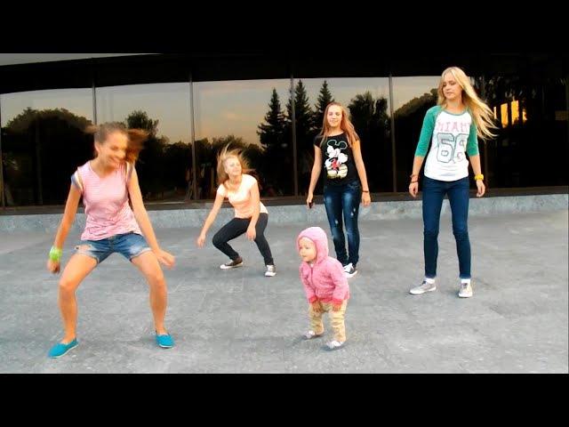 Малышка танцует обалденно! Хип-хоп дети. Это нужно видеть