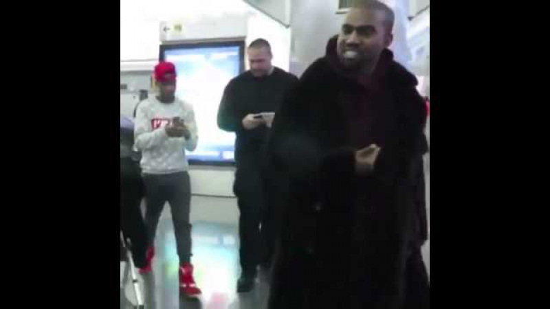 Kanye west Do you see this coat