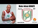 Maks Konate 2014/2015 Highlights