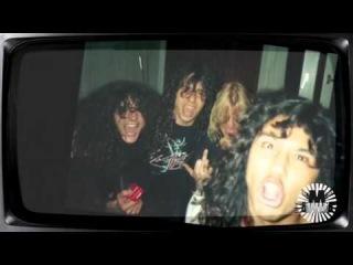 Slayer: Зарождение Трэш-метала в Сан-Франциско (русская озвучка)