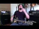 Doug Rappoport Ripp Rapp (Full Version!!) Gibson Les Paul shred