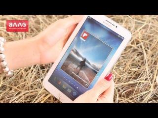 Видео-обзор планшета Samsung Galaxy Tab 3 SM-T211