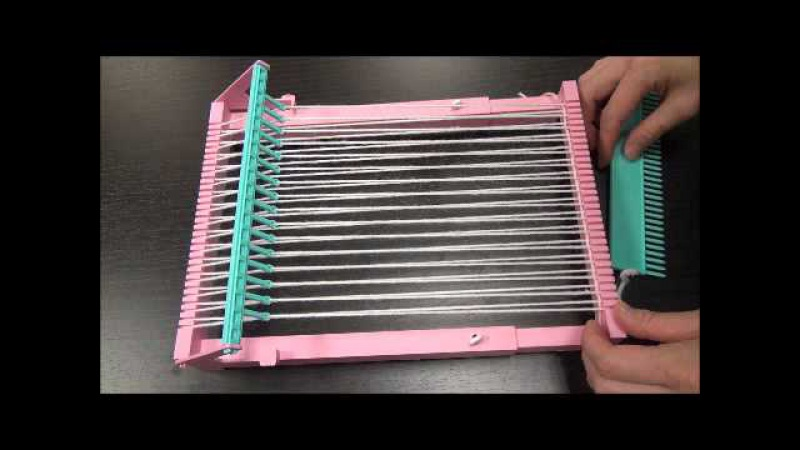 56877 Fancy Weaving Loom