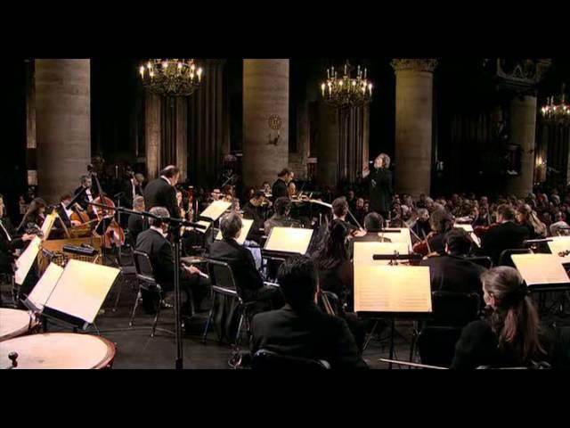 J.S.Bach. Hoch Missa h-moll in Notre Dame de Paris. 2007