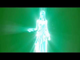 Green Screen Ghost Goddess Divine Apparition - Footage PixelBoom