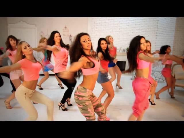 SONYA NEKS / HIGH HEELS / Ciara ft. Nicki Minaj -- I'M OUT
