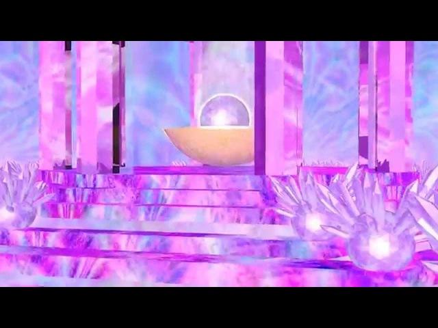 Преобразование эфирных храмов Часть 1 Храм фиолетового пламени