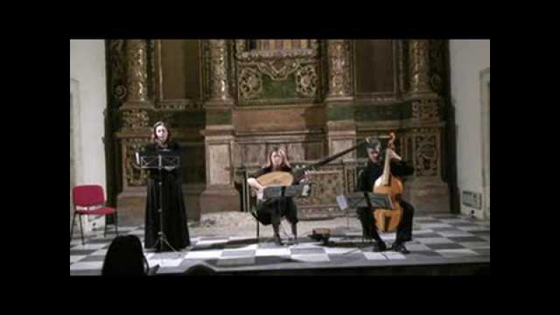Girolamo Frescobaldi, Se l'Aura spira