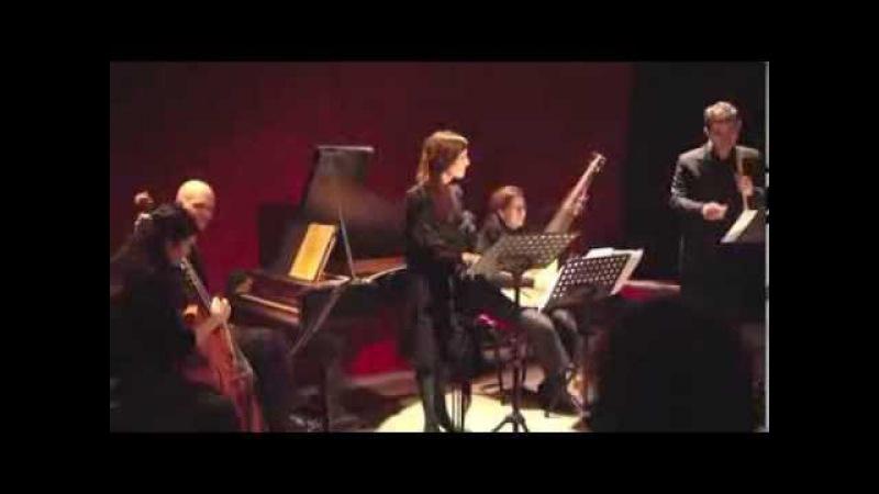 Se l'aura spira (Girolamo Frescobaldi) - Ensemble Sudestada