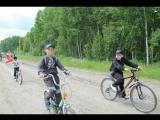 Велопробег Тукуз - Красный Яр.
