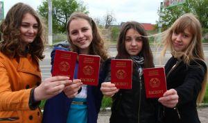 Число желающих получить паспорт Луганской республики выросло в несколько раз