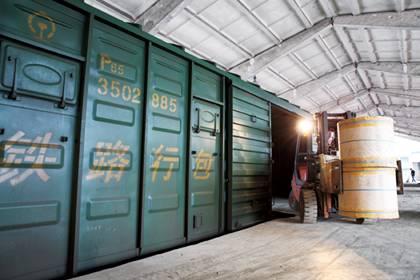 Железнодорожные ЖД грузоперевозки из Китая | Ассоциация предпринимателей Китая