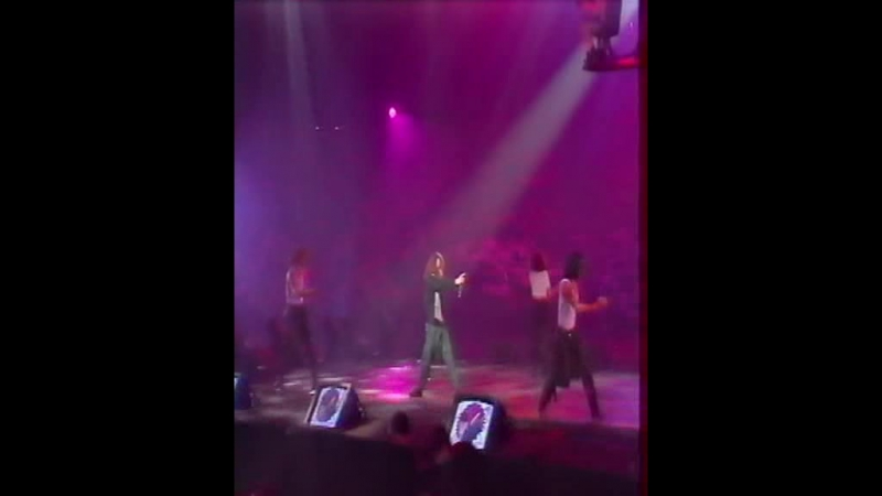DJ Bobo - Let The Dream Come True (Live At Dance Machine 1994)
