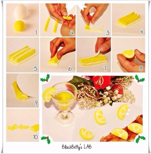 Из чего сделать банан