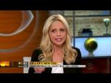 2013.10.03 Sarah Michelle Gellar on CBS This Morning