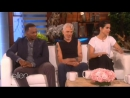 The Ellen DeGeneres Show Full Episode Season 13 2015.10.29 Sandra Bullock, Billy Bob Thornton, Anthony Mackie
