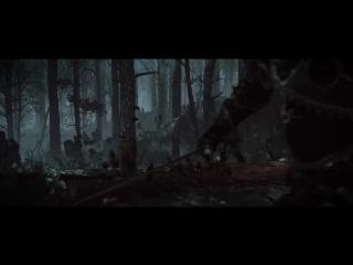 The Witcher 3 Wild Hunt - The Sword of Destiny E3 2014 Trailer