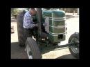 Запуск трактора пиропатроном