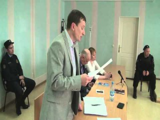 Суд над адвокатом Дворяком. Заседание апелляционной инстанции 24 апреля 2015 3 часть