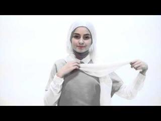 HIJAB TUTORIAL - Casual Look 2