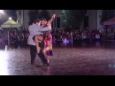 Alejandra Mantinan y Aoniken Quiroga al I° Elba Tango Festival