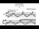 Einojuhani Rautavaara Piano Concerto No 1 1969