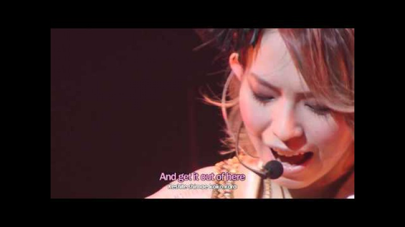 SCANDAL - Burn (Live at Budokan)