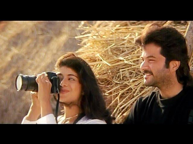 Dhol Bajne Laga Anil Kapoor Pooja Batra Virasat Songs Udit Narayan Kavitha Krishnamurthy