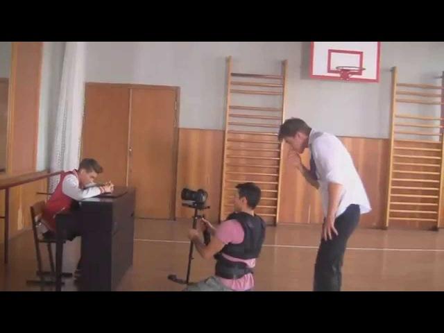 Бэкстейдж со съемок клипа Алексей Воробьев feat ФрендЫ Всегда буду с тобой