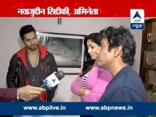 ABP News EXCLUSIVE ll Varun Dhawan, Yami and Nawazuddin talk about 'Badlapur'