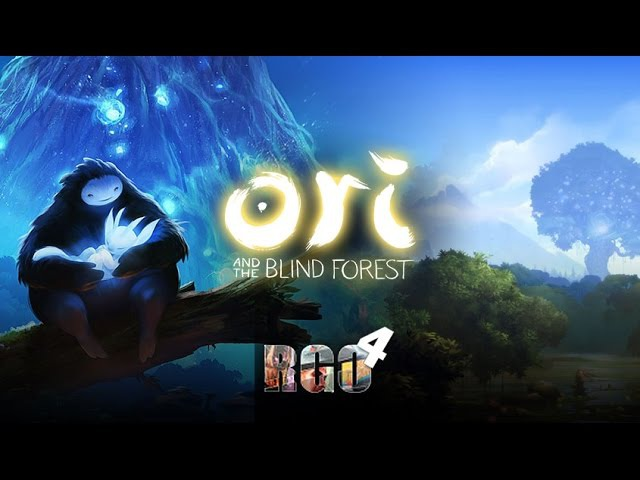 RAPGAMEOBZOR 4 - Ori and the Blind Forest