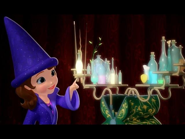 Подмастерье Седрика - Серия 4, Сезон 1 | Мультфильм Disney про принцесс