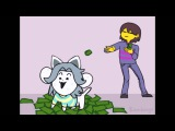 Paying for Temmie's College