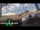 KILLER BE KILLED - Wings Of Feather And Wax - Ben Koller drum cam video (OFFICIAL)