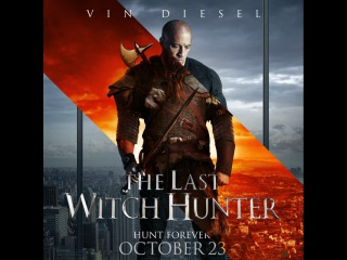 """the last witch hunter: """"Vengeance is immortal. See The #LastWitchHunter first this Thursday night. Get tickets now, link in bio."""""""