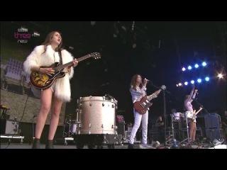 Haim - Falling (BBC 2014 Live)