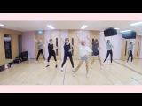 Apink 에이핑크 Remember 안무 연습 영상 (Choreography Practice Video) кфк