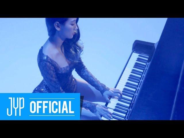 원더걸스(Wonder Girls) Instrument Teaser Video 4. Ye Eun кфк