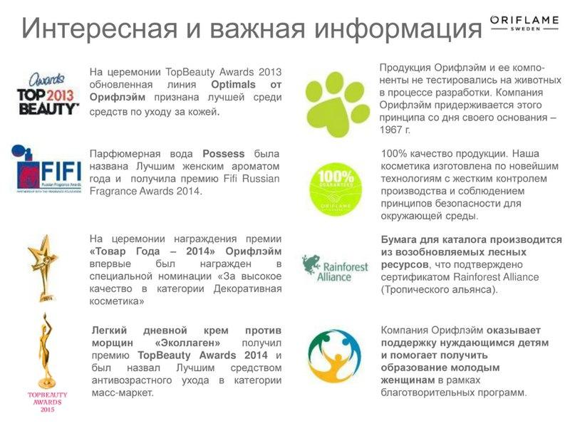 Презентация новинок каталога 15 (2015)