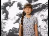 Полина Буркова расскажет о своей прабабушке Рыбкиной Александре Ивановне
